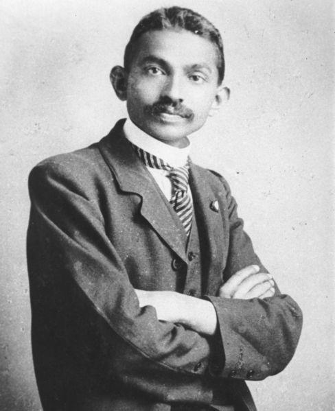 El Joven Gandhi