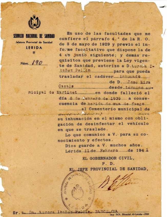 SNS LLeida 1941