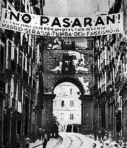 No pasarán Madrid