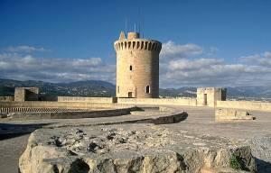 Parte superior del Castillo
