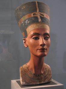 Busto en el Museo de Berlin
