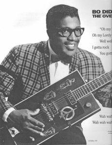 Mitico Bob Diddley
