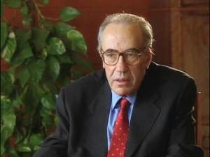 D.Gregorio Peces Barba (Ex presidente del Congreso de los Diputados)