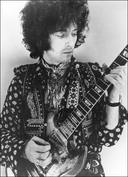Eric Clapton miembro fundador de Cream