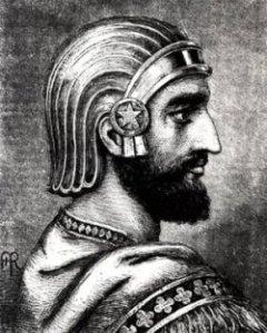 Imagen de Ciro rey persa