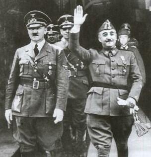 Dos grandes libertadores de la historia de la humanidad...