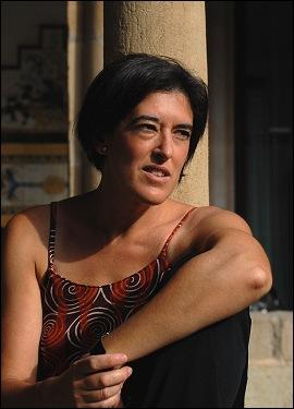La fotógrafa Sofia Moro (Fotografia de quesabesde.com)