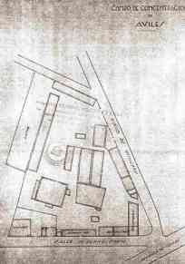 Plano de la Vidriera