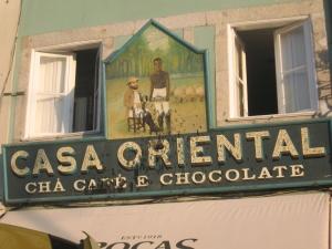 Casa Oriental del Café y Chocolate