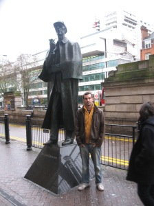 Sherlock Holmes & Carreño Jr.