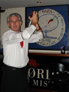 """Rafael González (Rafa) el capo de """"El Barito"""" de Palma de Mallorca"""