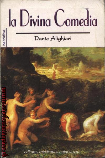 Examen La Divina Comedia de Dante