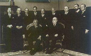 Gobiernob II República