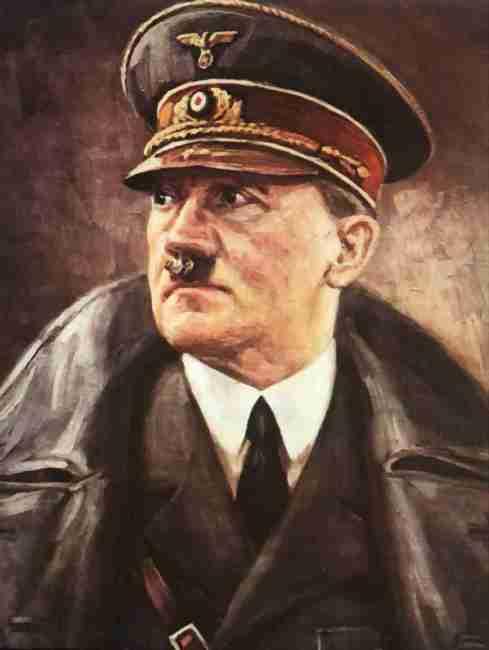 Cuadro del Führer