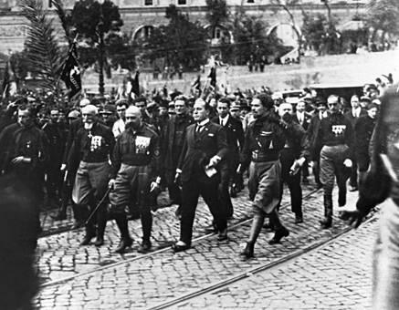 Marcha sobre Roma