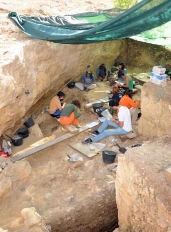 Paleontologos_valle_Lozoya