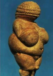 Venus del periodo Auriñaciense