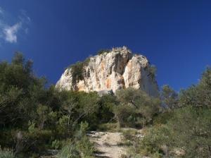 Cima del Puig de sa Morisca