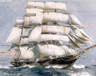Resultado de imagen de barco velero antiguo