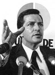 Adolfo Suárez en las primeras legislativas al frente de UCD
