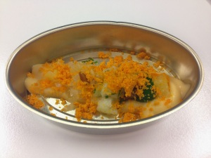 Trampantojo del maestro con sabor auténtico mallorquín. Si queréis saber a qué sabe y qué plato tradicional es,  deberéis visitar Es Molí d'en Bou, una auténtica explosión de sabor en la boca.