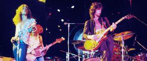 Led Zeppelin le puso color a la música