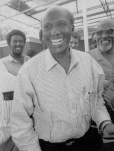 General rebelde Mohamed Farrah Aidid.