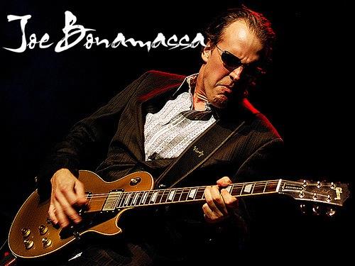 Joe Bonamassa, músico, guitarrista y cantante de blues y rock estadounidense (Foto goole images)