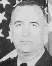 W. F. Garrison conocido por haber sido el comandante a cargo de la Task Force Ranger durante la Operación Serpiente Gótica en Somalia