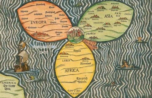 Mapa del texto 3)Breve Historia de Israel y Palestina de Marcos Aguinis