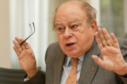 Jordi Pujol Soley ex President de Catalunya