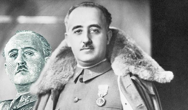 El General Francisco Franco estuvo al frente de la conjura y golpe de Estado contra la II República